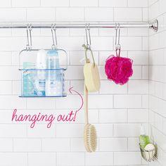 10 Stylish Tricks for a More-Organized Bathroom