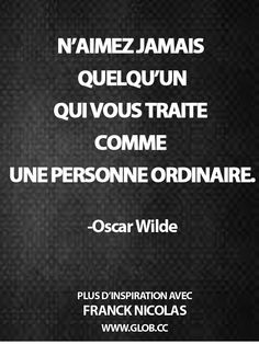 Vous êtes quelqu'un d'important You are important! Words Quotes, Me Quotes, Motivational Quotes, Inspirational Quotes, Sayings, Oscar Wilde, The Words, Cool Words, French Words