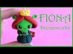Fiona en arcilla polimerica-tutorial