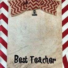 A 9x13 Tile that you can add a note or a photo.  Your teacher deserves it!