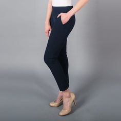 Find the perfect pair of women's pants at Betabrand, from stretch to cropped and more. Shop styles for work, travel, big nights out or quiet nights in. Navy 3 Piece Suit, 3 Piece Suits, Dress Pants, Women's Pants, Betabrand, Travel Pants, Navy Women, Work Fashion, Yoga Pants
