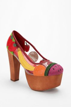 Jeffrey Campbell Fruit Slice Heel