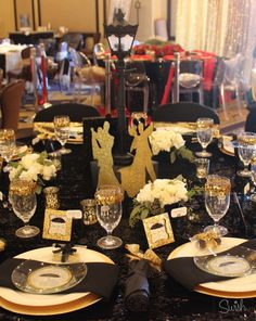 Beautiful Tablescape Quot Singing In The Rain Quot Theme Bash