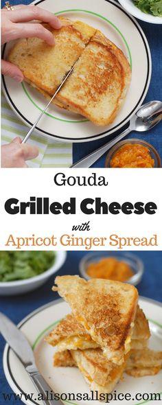 #ad Gouda grilled ch