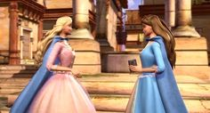Barbie Princess and the Pauper First meeting