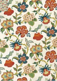 Searching For A Fabulous Floral Fabric via @a2dkristi