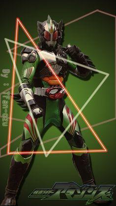 Kamen Rider Amazons New Omega WP by Tfan-ozu by TFan-ozu.deviantart.com on @DeviantArt