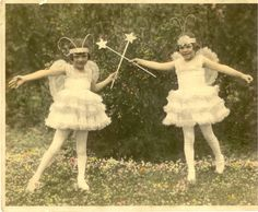 This is Dorothy Beshears, (on the right) in The Apple Blossom Festival in Bentonville, Arkansas  This photo appeared in the Southwest American article April 15 1927, Here is what the caption said: Here is shown Dorothy Beshears and Doris Larimore, Apple Blossom faries. they will be among the festival dancers Sunday. Dorothy Beshears King was the niece of my paternal Great Grandmother, Kathryn Ozy Ford Mackey. Dorothy's Mother was Flossie Ford Beshears. We called her Aunt Floss.