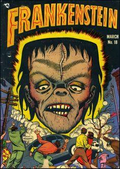 Frankenstein Comics (1945)