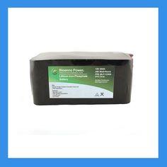 12V, 20Ah LFP Battery (PVC, BLF-1220A)