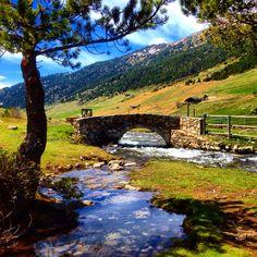 Andorra valle de Incles