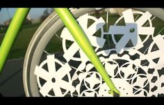 The Bicycle Animation — Designcollector