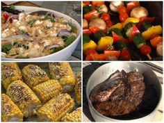 Kry al vanaand se Kom Ons Braai resepte hier! Home Food, Weekly Menu, Allrecipes, Steak, Recipies, Beef, Dinner, Kos, Recipes