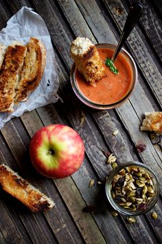 Grilled chicken strips instead?? I Love tomato soup! || Packed Lunch Ideas: Not Just for Kids!