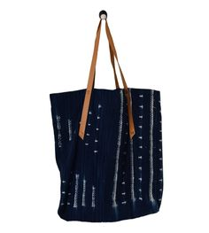 Petel tote | Vintage textile | Hand crafted | Small batch prodcution | Fair trade