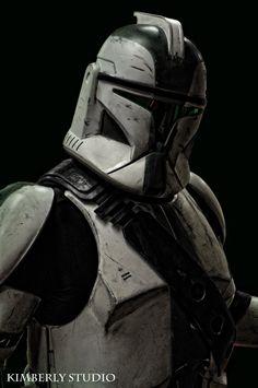 Commander Green by kimberlystudio.deviantart.com on @deviantART