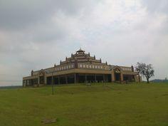 Templo Budista Kadampa, em Cabreúva