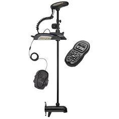 "Terrova 55 Trolling Motor - 54"" Shaft Length 55 lbs Thrust 12 Volts with i-Pilot and Bluetooth No Foot Pedal"