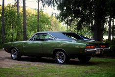 the great '69 Charger. This was Tim's and my other baby. Sadly she did not look as great as this one tho!