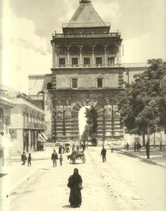 Palermo - Porta Nuova (primi 900)