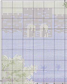 Схема вышивки Lost No More (Dimensions) 1 из 16