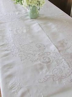1000 Images About Vintage Linens And Embroidery Italian