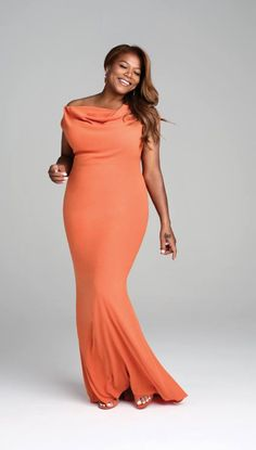 A Queen in Color! #plussizefashion #plussize #WandH #westandharlowgirl