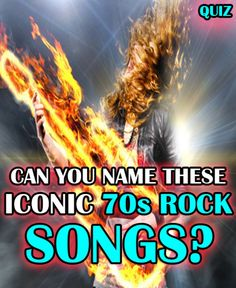 I Got 70s Rock Master!! From Queen to The Eagles, you know your 70s rock songs! They just don't make rock anymore like they did in the 70s, do they? We had so many songs to choose from it was nearly impossible to pick, and this quiz probably took us longer to make because we rocked out for half the time! Anyway, you clearly know your 70s rock. You are probably that person that leaves the rock stations blasting in your car all day, and when one of these bad boys comes on it is turned alllll…