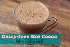 DF hot cocoa