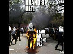 League of Legends - Spoiler: Brand's Ultimate Jumps.