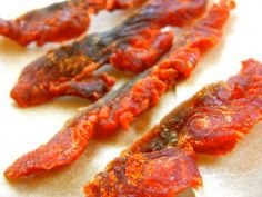 Wild Caught Salmon Jerky (High in Omega 3, Vitamin D, B12, Selenium, & Protein)