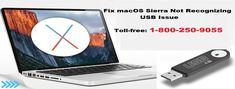 The Mac OS Sierra customers looking for help for the issue as way to troubleshoot #Mac_OS_Sierra Not recognizing USB problem they can make a direct call at 1800-250-9055 our Apple Mac Tech Support Number which exists 24 hours without a single stop. So dial it whenever needed without any hesitation and we will be happy to help you.