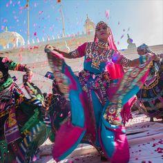 A photo every day......302 Kalbelia dance, Pushkar.