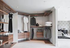 Modern Open Dressing room
