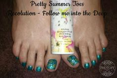 Pretty Summer Toes!!