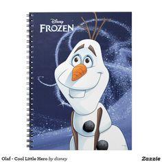 Olaf - Cool Little Hero Notebooks