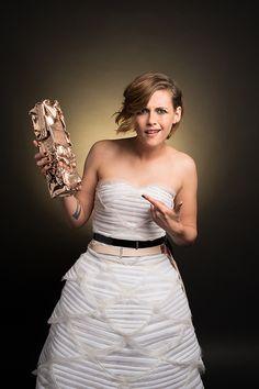 Kristen Stewart 2015 Cesar Awards Official Portrait