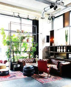 Hotel Volkshotel in Amsterdam by @hipaholic