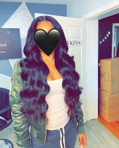natural hair tips Sew In Hairstyles, Baddie Hairstyles, Black Girls Hairstyles, Braided Hairstyles, Straight Hairstyles, Lace Front Wigs, Lace Wigs, Natural Hair Styles, Curly Hair Styles
