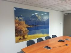 Acrylic Panel - NZ CONSULATE Vic