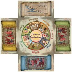 Canterbury Tales: The Board Game