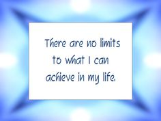 Daily Affirmation for April 23, 2013
