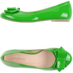a7082cadd1b Primadonna Ballet Flats ( 47) ❤ liked on Polyvore featuring shoes