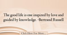 Bertrand Russell Quotes About Love - 43558