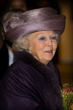 Princess Beatrix, November 27, 2015