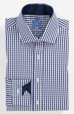 English Laundry Trim Fit Dress Shirt | Nordstrom