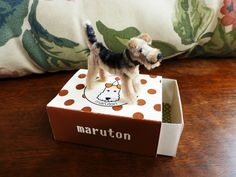 a very clever Japanese artist made this Airedale from pipe cleaners!  Google 'maruton' to find her Etsy site.