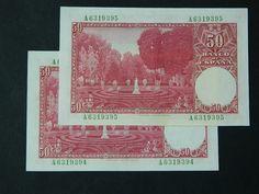 Spain - 1937. - GC - billetes