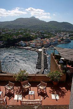 Ischia, province of Naples Campania, Italy