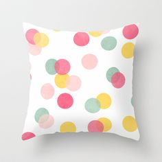 confetti+Throw+Pillow+by+Her+Art+-+$20.00